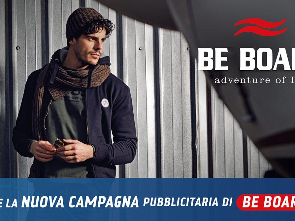 Nuova campagna pubblicitaria Be Board