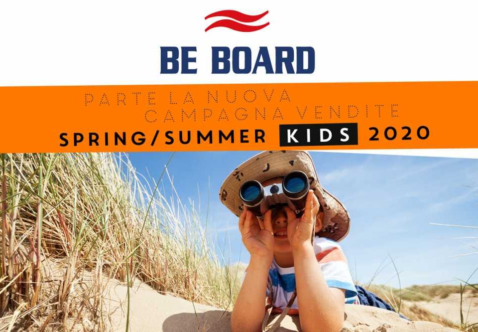 be board spring/summer kids 2020